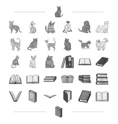 Archive science business and other web icon vector