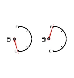 gauge vector image