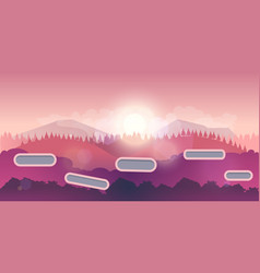 seamless background for games mobile applications vector image vector image