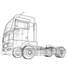 Shipping industry logistics transportation and vector