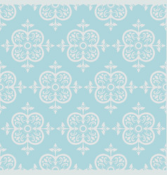 colorful decorative seamless pattern vector image vector image
