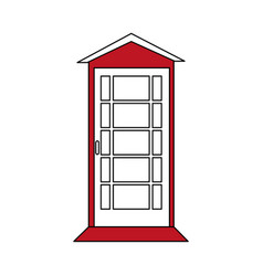 Cabin ilustration vector