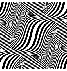 Shift stripes vector