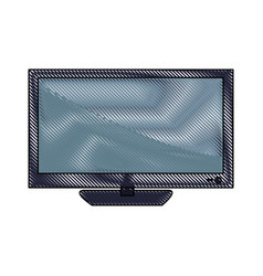 television screen plasma technology wireless icon vector image