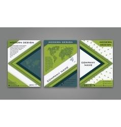 Abstract Modern Business Flyer Brochure Poster vector