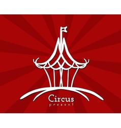 Circus Sign vector