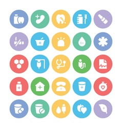Health Icons 4 vector