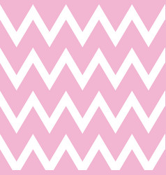 Pink triangles geometric background design vector