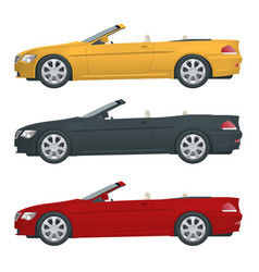 Transfer cabriolet car cabrio coupe vehicle vector