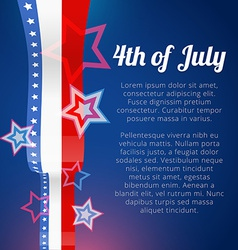 American indepence day vector