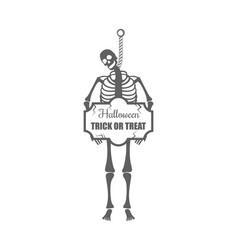 Halloween logotype vector