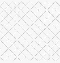 Diamond sofa-like pattern seamless geometric vector