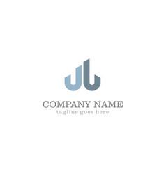 Shape company logo vector