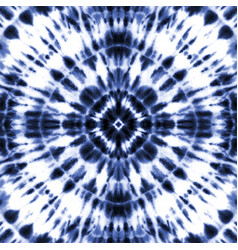 tie dye shibori pattern abstract texture vector image