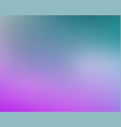 brigh purple green gradient abstract background vector image