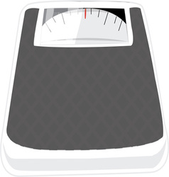 Weight Scale vector image vector image