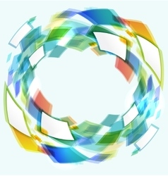 Abstract colorful background EPS10 vector image