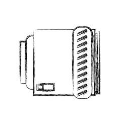Camera len accesory vector