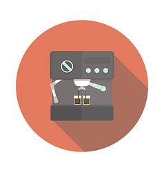 Espressomachine vector