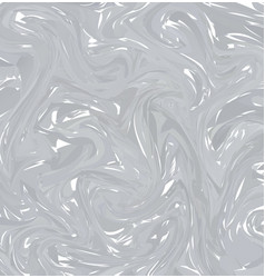 white marble texture background vector image