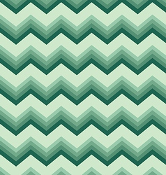 Chevron greens vector image