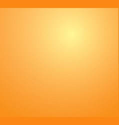 yellow and orange abstract studio room background vector image
