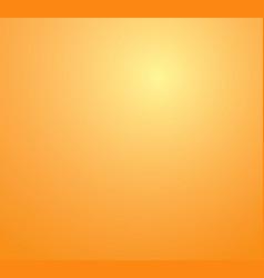 yellow and orange abstract studio room background vector image