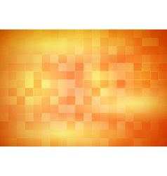 Abstract transparent background with tiles and vector image