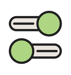 Multiple switches vector