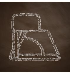 Angle icon vector