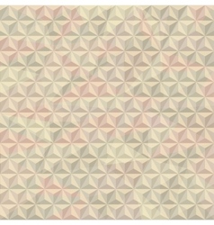 Polygonal seamless background vector image