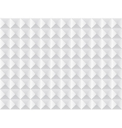 Seamless modern halftone background template vector image