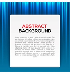 Business abstract backgrond vector image