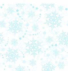 winter wallpaper vector image vector image
