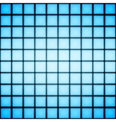 Blue tiles vector image vector image