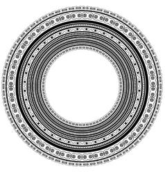 Circle Vintage Frame vector