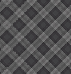 Gray fabric pattern vector