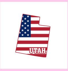 Utah vector