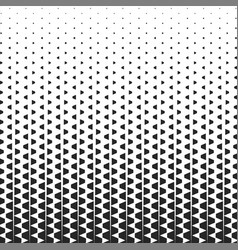 abstract line pattern halftone square background vector image