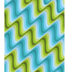 Seamless striped background pattern vector image vector image