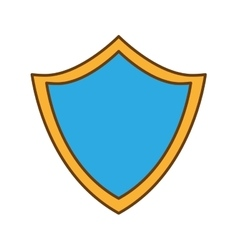 Color shield icon image design vector