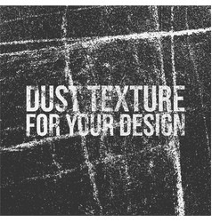 dust texture for your design vector image
