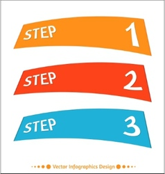 infographic arrows set vector image
