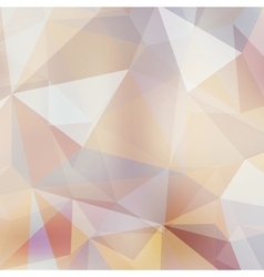 Modern and trendy geometric pattern EPS10 vector image