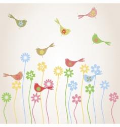 bird3 vector image