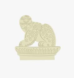 Haechi - symbol seoul south vector
