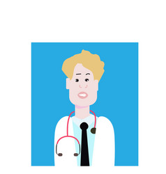 online medical consultation and support online vector image