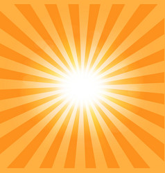the sun39s rays pattern background vector image