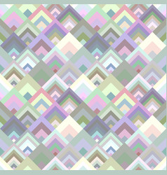 Abstract diagonal square tile mosaic pattern vector