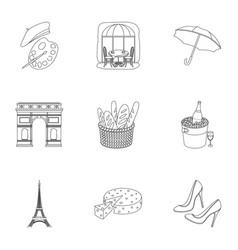 Attractions in france things to learn about vector
